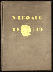 1939 Edition, Milford High School - Wepawaug Yearbook (Milford, CT)