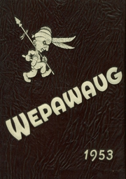 1953 Edition, Milford High School - Wepawaug Yearbook (Milford, CT)