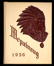 1956 Edition, Milford High School - Wepawaug Yearbook (Milford, CT)