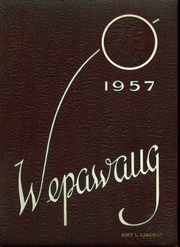1957 Edition, Milford High School - Wepawaug Yearbook (Milford, CT)