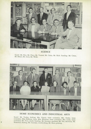 Page 12, 1957 Edition, Milford High School - Wepawaug Yearbook (Milford, CT) online yearbook collection