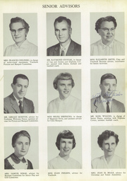 Page 13, 1957 Edition, Milford High School - Wepawaug Yearbook (Milford, CT) online yearbook collection