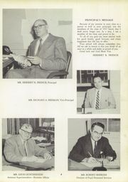 Page 9, 1957 Edition, Milford High School - Wepawaug Yearbook (Milford, CT) online yearbook collection