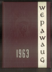 1963 Edition, Milford High School - Wepawaug Yearbook (Milford, CT)
