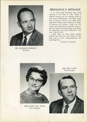 Page 11, 1963 Edition, Milford High School - Wepawaug Yearbook (Milford, CT) online yearbook collection