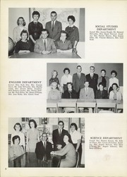 Page 12, 1963 Edition, Milford High School - Wepawaug Yearbook (Milford, CT) online yearbook collection