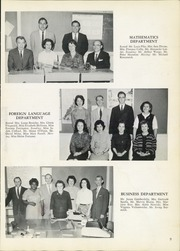 Page 13, 1963 Edition, Milford High School - Wepawaug Yearbook (Milford, CT) online yearbook collection