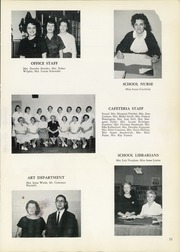 Page 15, 1963 Edition, Milford High School - Wepawaug Yearbook (Milford, CT) online yearbook collection