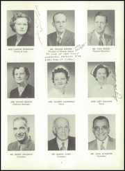Page 11, 1954 Edition, Plainville High School - Beacon Yearbook (Plainville, CT) online yearbook collection