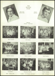 Page 12, 1954 Edition, Plainville High School - Beacon Yearbook (Plainville, CT) online yearbook collection