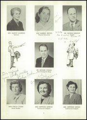 Page 8, 1954 Edition, Plainville High School - Beacon Yearbook (Plainville, CT) online yearbook collection