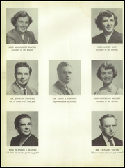 Page 10, 1956 Edition, Ansonia High School - Lavender Yearbook (Ansonia, CT) online yearbook collection