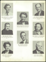 Page 11, 1956 Edition, Ansonia High School - Lavender Yearbook (Ansonia, CT) online yearbook collection