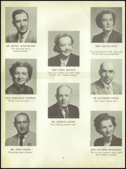 Page 12, 1956 Edition, Ansonia High School - Lavender Yearbook (Ansonia, CT) online yearbook collection
