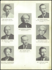 Page 13, 1956 Edition, Ansonia High School - Lavender Yearbook (Ansonia, CT) online yearbook collection