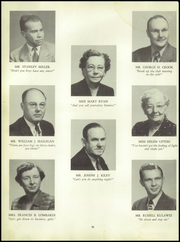 Page 14, 1956 Edition, Ansonia High School - Lavender Yearbook (Ansonia, CT) online yearbook collection