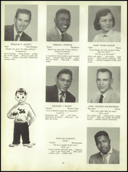 Page 16, 1956 Edition, Ansonia High School - Lavender Yearbook (Ansonia, CT) online yearbook collection