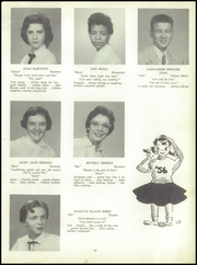 Page 17, 1956 Edition, Ansonia High School - Lavender Yearbook (Ansonia, CT) online yearbook collection