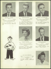 Page 36, 1956 Edition, Ansonia High School - Lavender Yearbook (Ansonia, CT) online yearbook collection