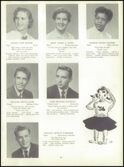 Page 37, 1956 Edition, Ansonia High School - Lavender Yearbook (Ansonia, CT) online yearbook collection