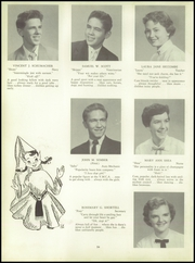 Page 38, 1956 Edition, Ansonia High School - Lavender Yearbook (Ansonia, CT) online yearbook collection