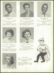 Page 39, 1956 Edition, Ansonia High School - Lavender Yearbook (Ansonia, CT) online yearbook collection