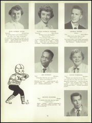 Page 40, 1956 Edition, Ansonia High School - Lavender Yearbook (Ansonia, CT) online yearbook collection