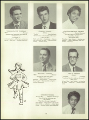 Page 42, 1956 Edition, Ansonia High School - Lavender Yearbook (Ansonia, CT) online yearbook collection