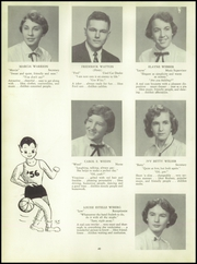 Page 44, 1956 Edition, Ansonia High School - Lavender Yearbook (Ansonia, CT) online yearbook collection