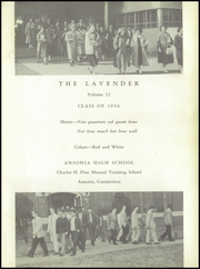 Page 5, 1956 Edition, Ansonia High School - Lavender Yearbook (Ansonia, CT) online yearbook collection