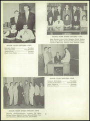 Page 50, 1956 Edition, Ansonia High School - Lavender Yearbook (Ansonia, CT) online yearbook collection