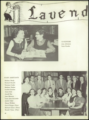 Page 52, 1956 Edition, Ansonia High School - Lavender Yearbook (Ansonia, CT) online yearbook collection