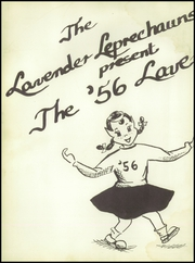 Page 6, 1956 Edition, Ansonia High School - Lavender Yearbook (Ansonia, CT) online yearbook collection