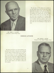Page 8, 1956 Edition, Ansonia High School - Lavender Yearbook (Ansonia, CT) online yearbook collection