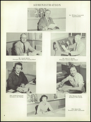 Page 12, 1958 Edition, Ansonia High School - Lavender Yearbook (Ansonia, CT) online yearbook collection