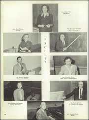Page 14, 1958 Edition, Ansonia High School - Lavender Yearbook (Ansonia, CT) online yearbook collection