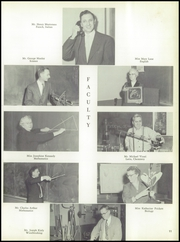 Page 15, 1958 Edition, Ansonia High School - Lavender Yearbook (Ansonia, CT) online yearbook collection