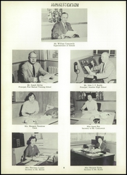 Page 12, 1959 Edition, Ansonia High School - Lavender Yearbook (Ansonia, CT) online yearbook collection