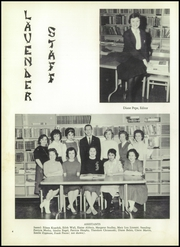 Page 8, 1959 Edition, Ansonia High School - Lavender Yearbook (Ansonia, CT) online yearbook collection