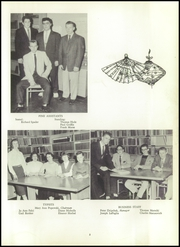 Page 9, 1959 Edition, Ansonia High School - Lavender Yearbook (Ansonia, CT) online yearbook collection