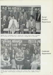 Page 15, 1975 Edition, Kennedy High School - Yearbook (Waterbury, CT) online yearbook collection
