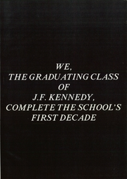 Page 5, 1975 Edition, Kennedy High School - Yearbook (Waterbury, CT) online yearbook collection