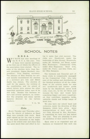 Page 17, 1928 Edition, Daniel Hand High School - The Way We Were Yearbook (Madison, CT) online yearbook collection