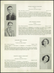 Page 10, 1949 Edition, The Morgan School - Tower Yearbook (Clinton, CT) online yearbook collection