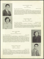 Page 11, 1949 Edition, The Morgan School - Tower Yearbook (Clinton, CT) online yearbook collection