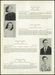 Page 14, 1949 Edition, The Morgan School - Tower Yearbook (Clinton, CT) online yearbook collection