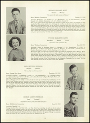 Page 15, 1949 Edition, The Morgan School - Tower Yearbook (Clinton, CT) online yearbook collection