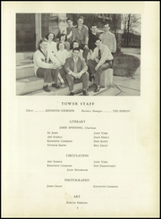 Page 7, 1949 Edition, The Morgan School - Tower Yearbook (Clinton, CT) online yearbook collection