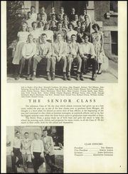 Page 9, 1949 Edition, The Morgan School - Tower Yearbook (Clinton, CT) online yearbook collection