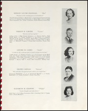 Page 13, 1940 Edition, Berlin High School - Lamp Yearbook (Berlin, CT) online yearbook collection